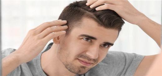 درمان ريزش مو | جلوگيري از ريش مو | علت ريزش مو